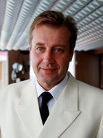 Капитан теплохода «Юрий Андропов»