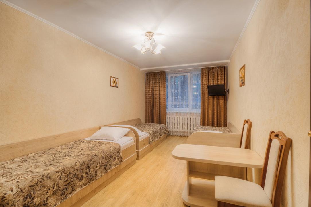 калининград гостиницы эконом класса оставила