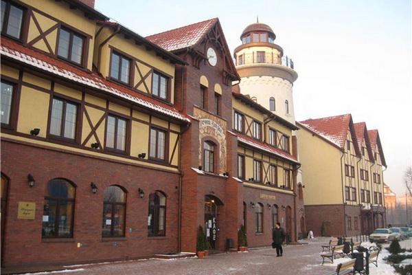 шкипер гостиница калининград