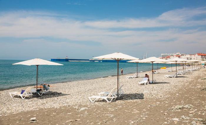 отель имеретинский адлер пляж фото