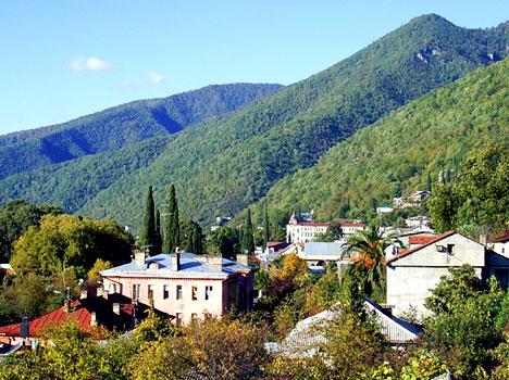 Пансионат «Чегем» в Гаграх (Абхазия) - отзывы, цены на ...: http://sozvezdie-tour.ru/tour/pansionat_chegem